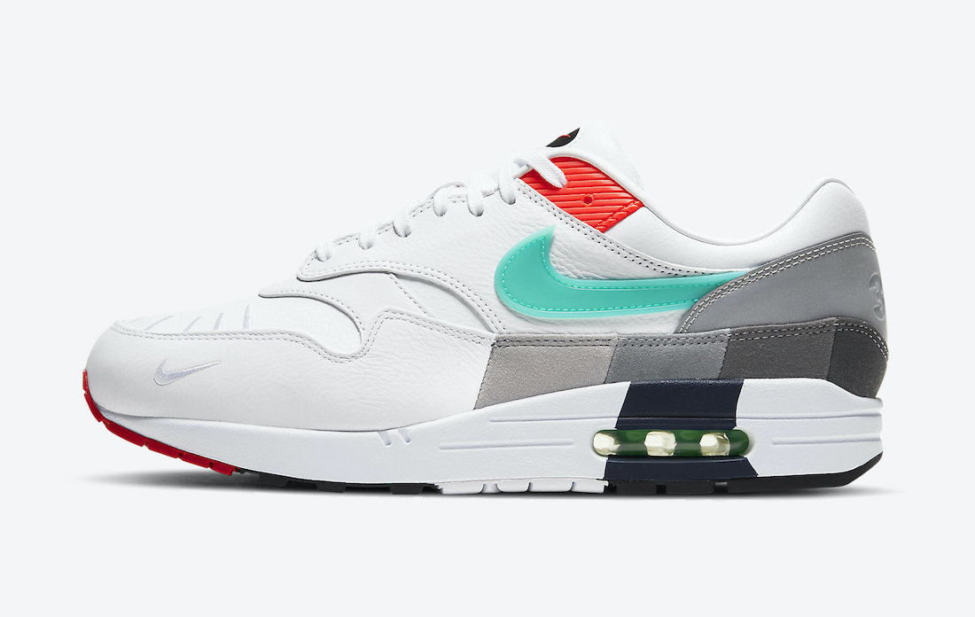 The Nike Air Max 1 'Evolution of Icons' is a Historical Air Max ...