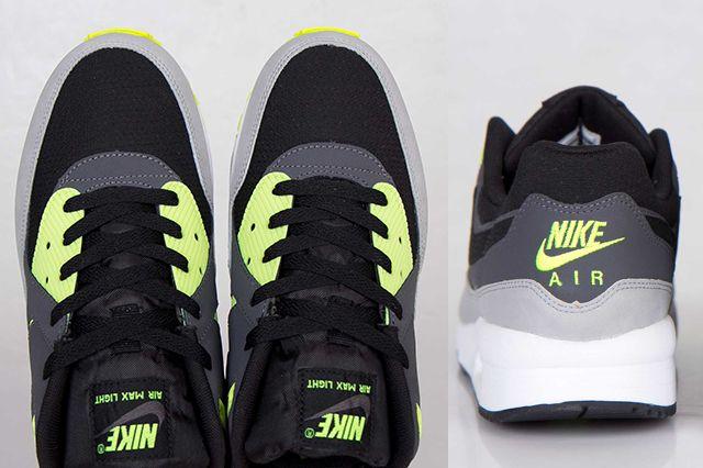 Nike Air Max Light Black Volt 3