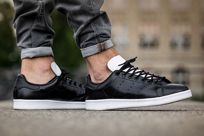Adidas Stan Smith Core Black White 2