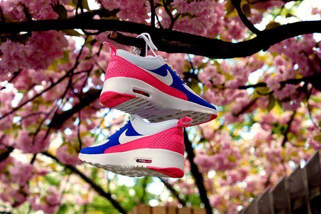 Nike Air Max Thea Game Royal Pink Glow