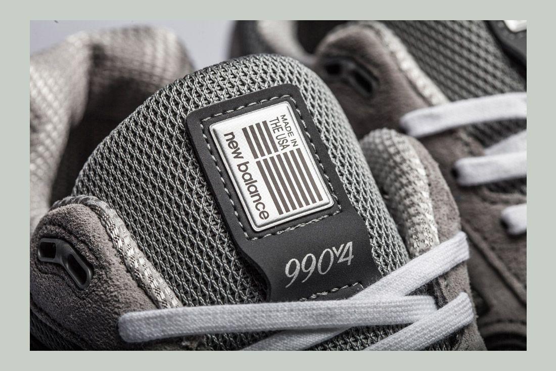 New Balance 990 V4 Detail 5