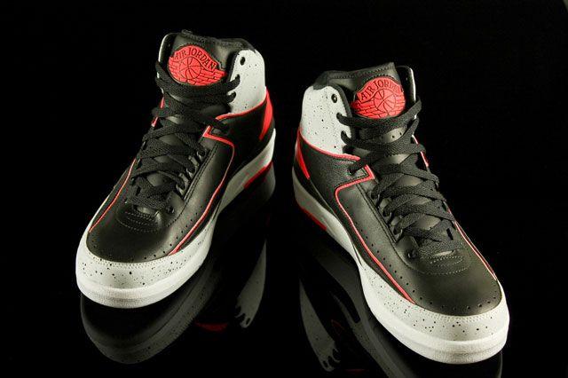 Jordan 2 Infrared Perspective2