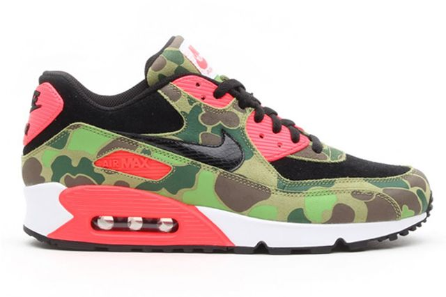 Nike Air Max 90 Prm Duck Infra Camo Pack Atmos Exclusive 3