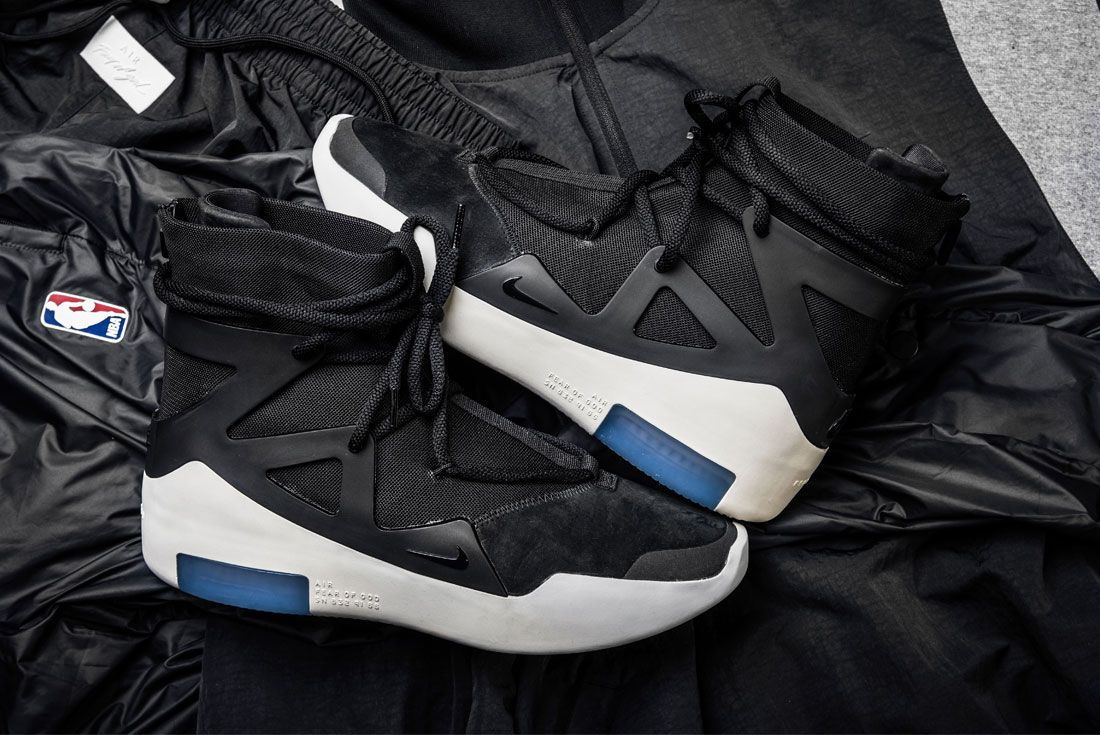 A Closer Look At The Nike Air Fear Of God With Jerry Lorenzo 18