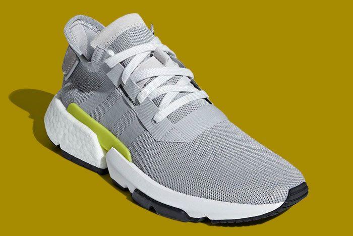 Adidas Pod S3 1 Grey 2 3
