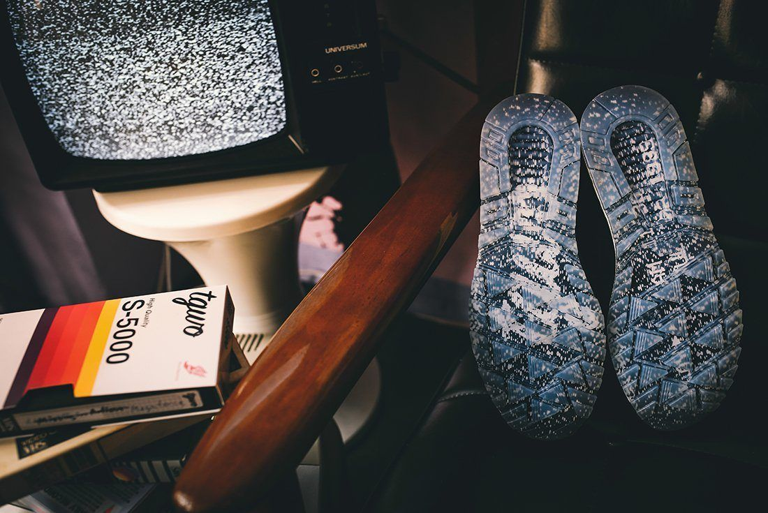 The Good Will Out X Saucony Shadow 5000 Vhs38