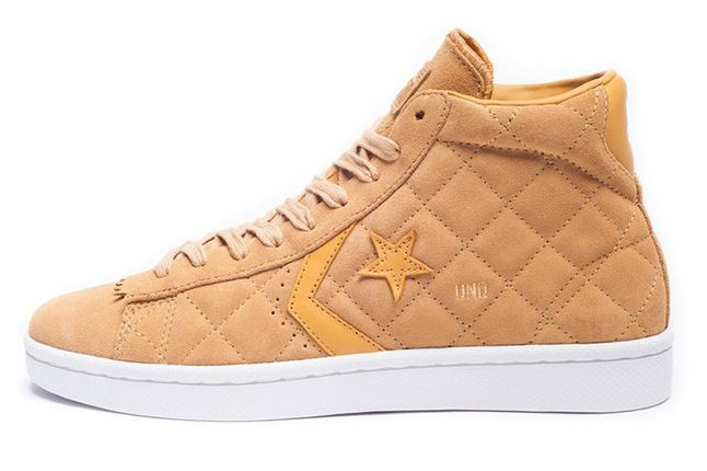 Undefeated Converse Quilted Hi Profile 1