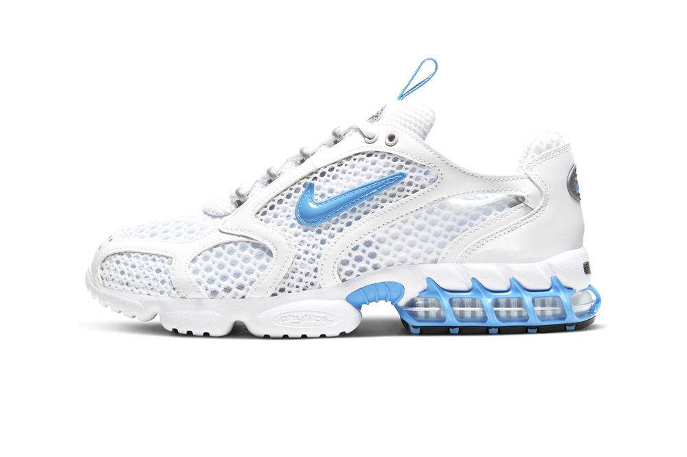 Nike Air Zoom Spiridon Cage 2 University Blue Left