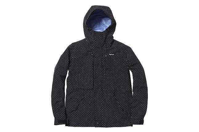 Supreme Pin Dot Shell Jacket Black 1