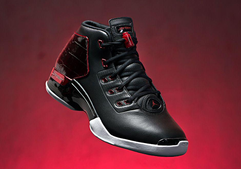 Air Jordan 17 Bred 3