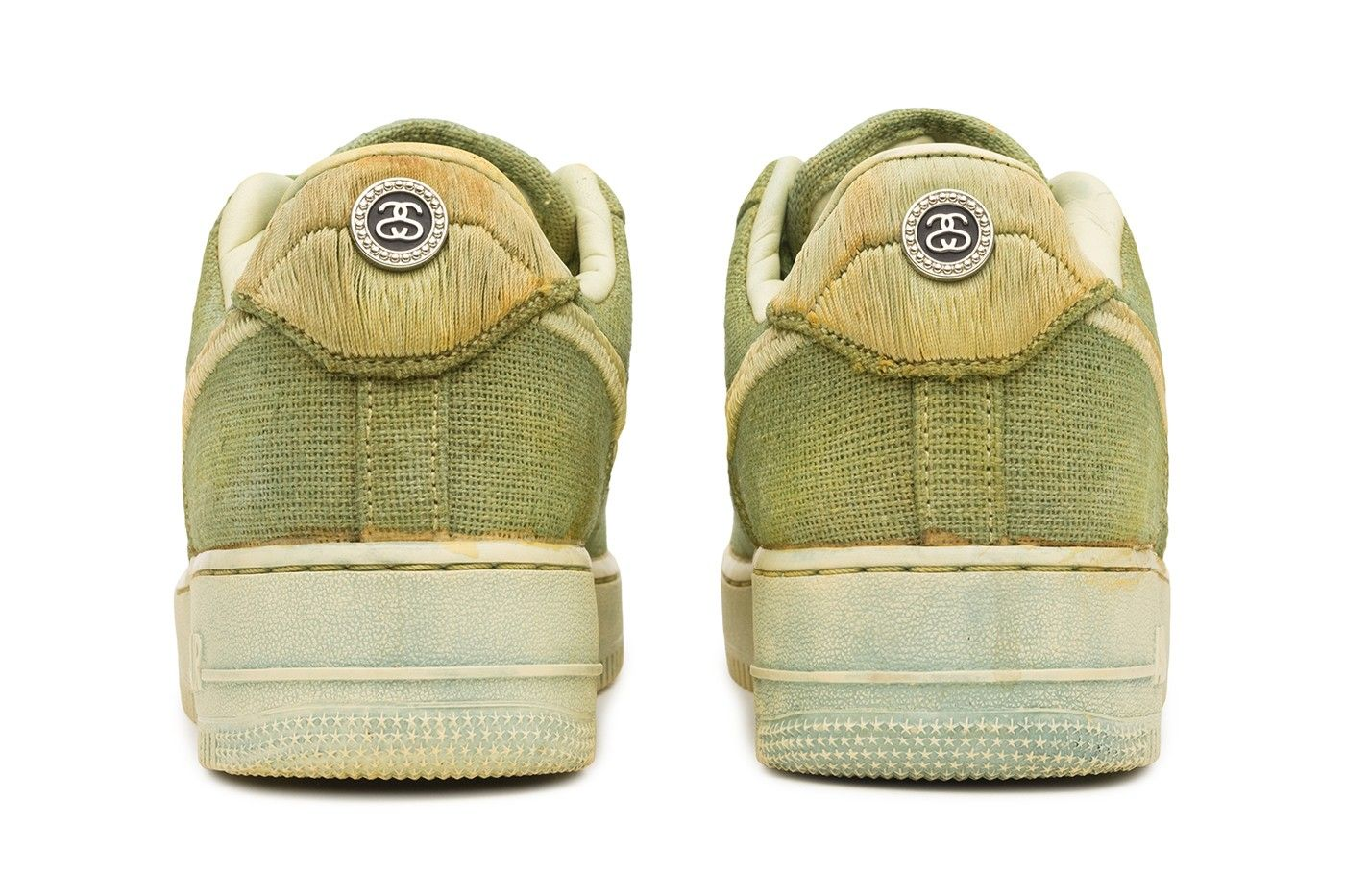 Stussy x Nike Air Force 1 Tie Dye official