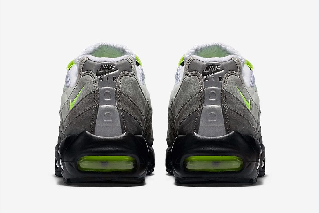Nike Air Max 95 Neon 2018 Retro 4