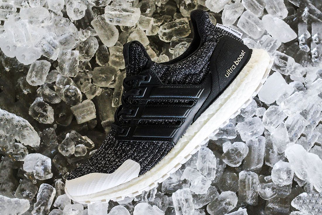 Game Of Thrones Ultra Boost Black Side