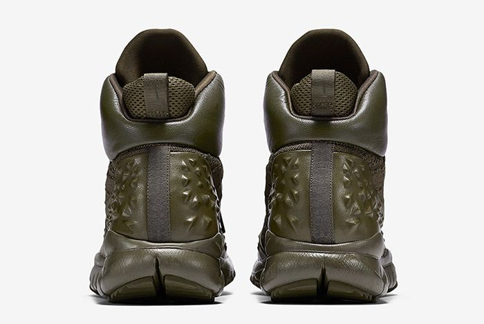 Nike Lupinek Flyknit Cargo Khaki 3
