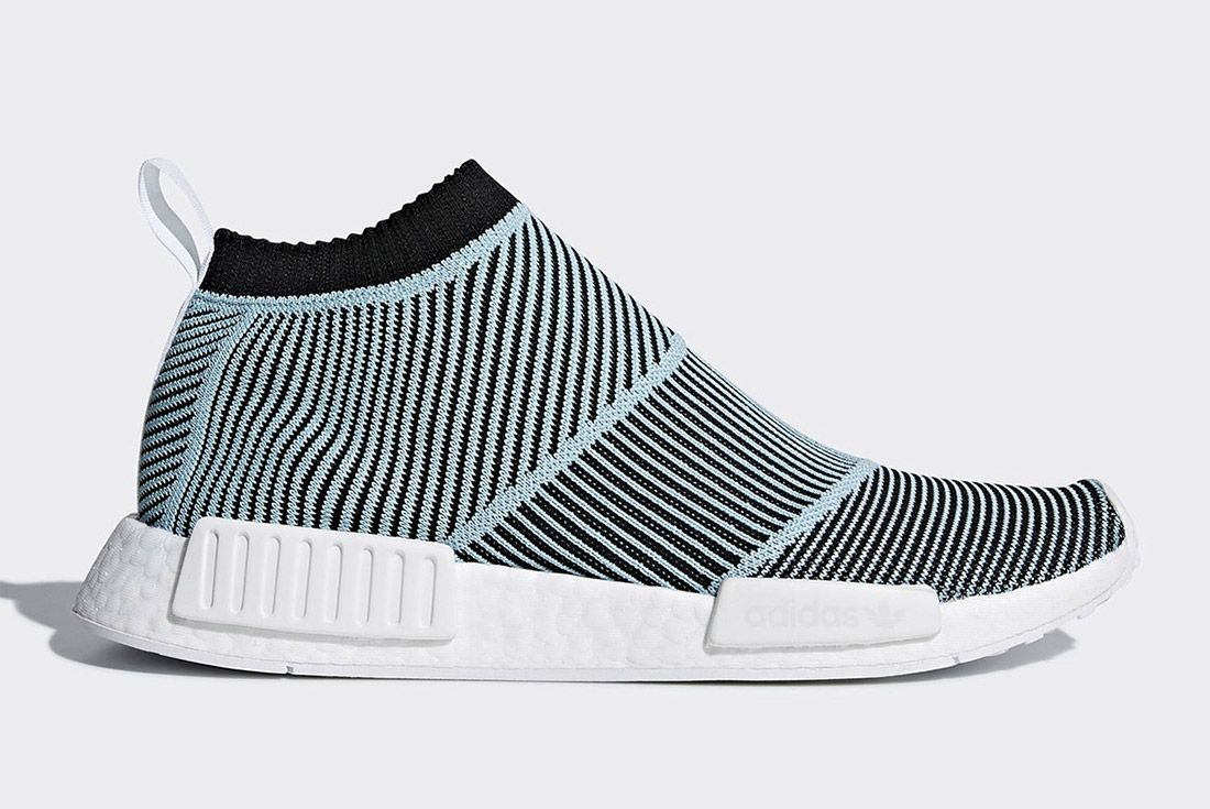 Parley For The Oceans X Adidas Nmd City Sock Ac8597 Sneaker Freaker 1
