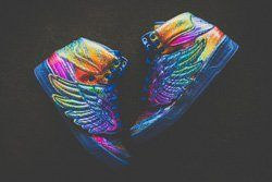 Adidas By Jeremy Scott Wings Super Colour Thumb