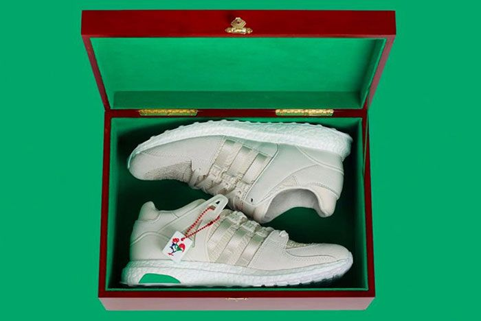 Adidas Eqt Support 93 16 Chinese New Year Rooster White 3