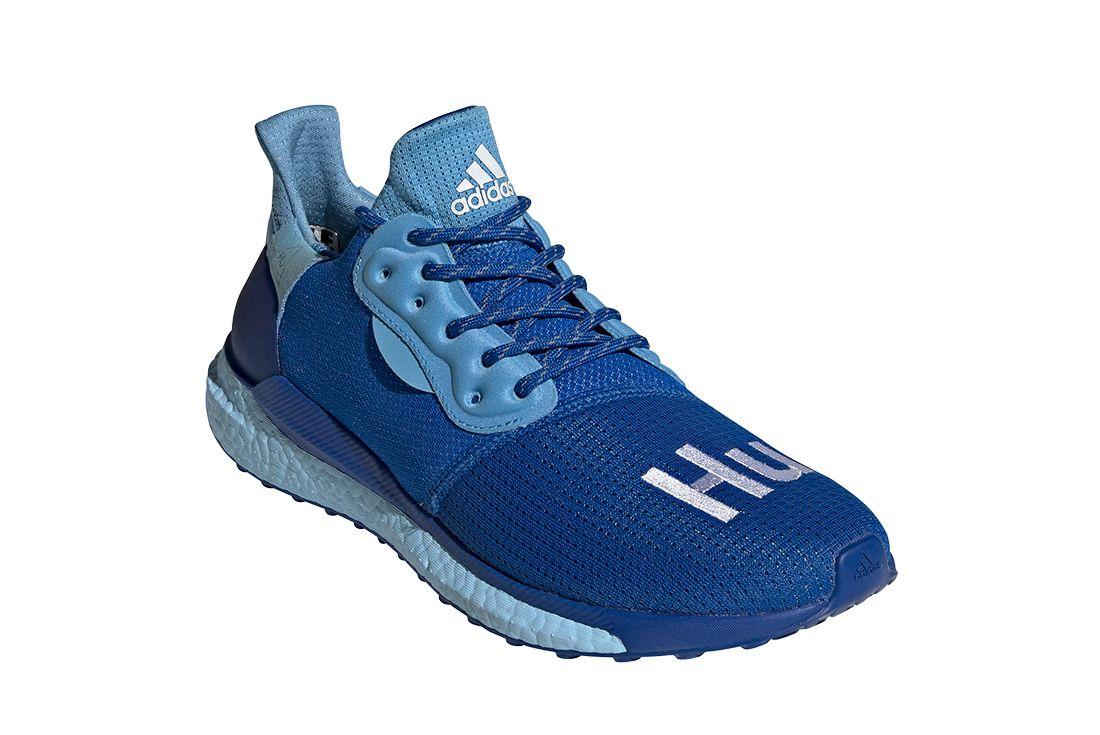 Adidas Pharrell Williams Solar Hu Blue