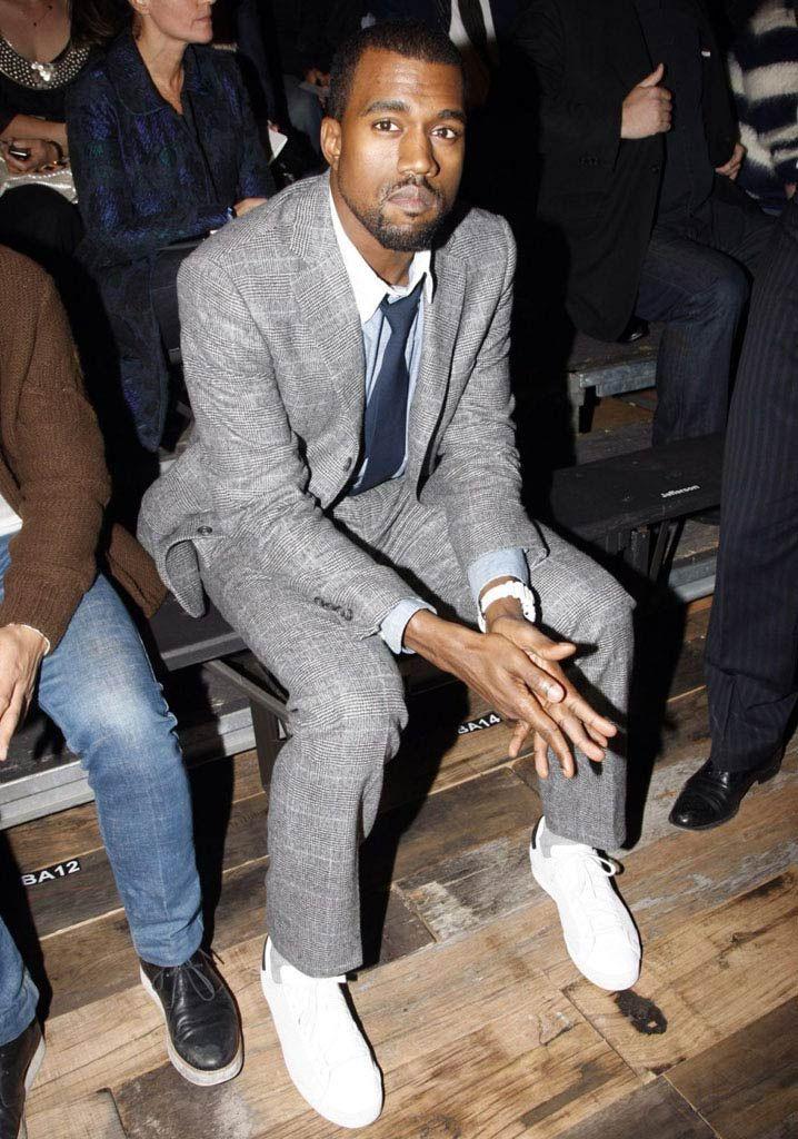 Kanye Rod Laver