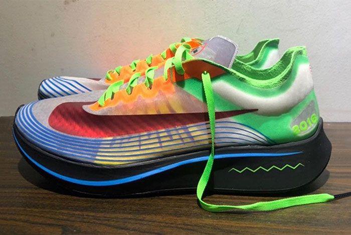 Nike Zoom Fly Sp Doernbecher Sneaker Freaker