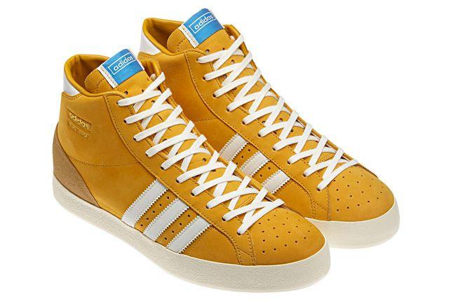 Adidas Originals Mustard Pack Basket Profi 02 1