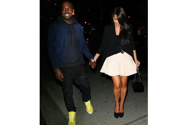Kanye West Sneaker Style Balenciaga Spring 2011