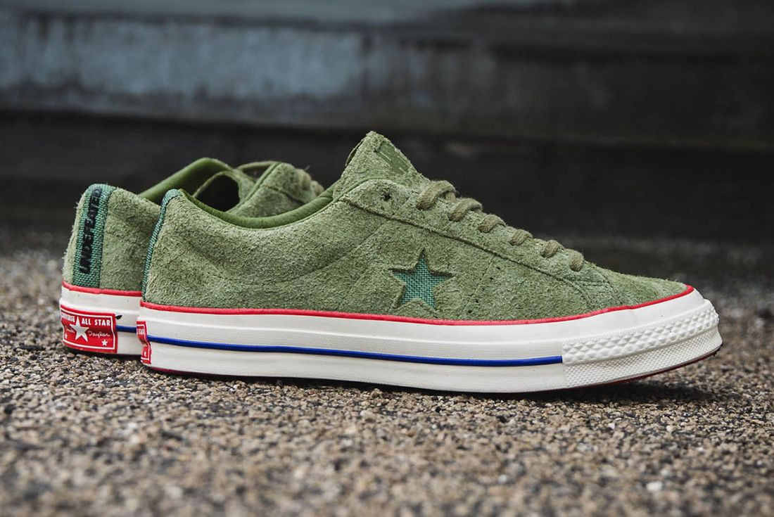 Udefeated X Converse One Star 2