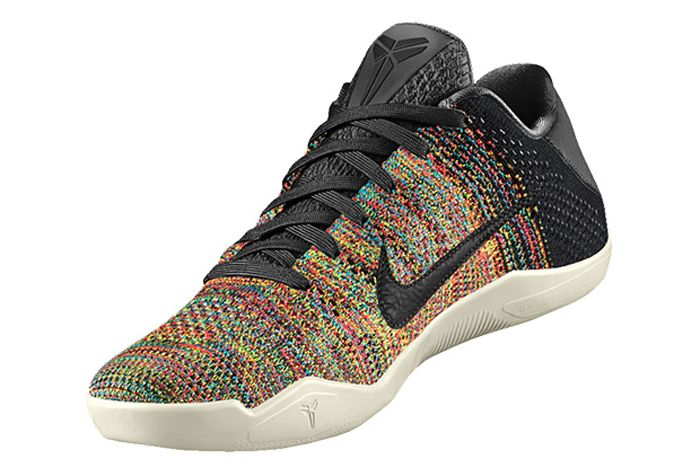 Nike I D Introduces Multi Knit To Kobe 2