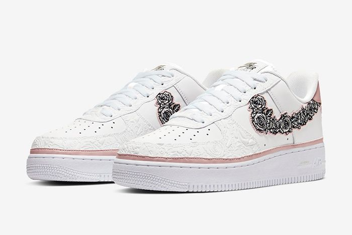 Nike Air Force 1 Doernbecher Zion Angle Shot