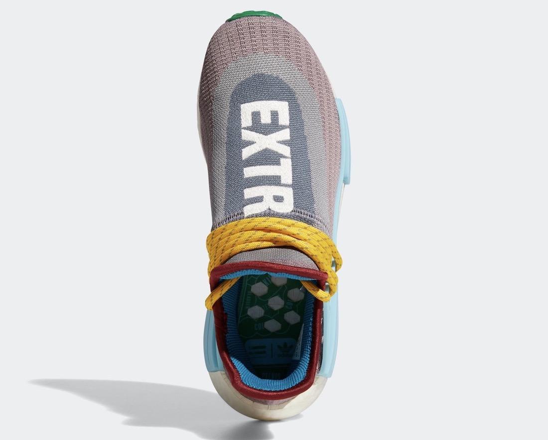 Pharrell adidas Hu NMD Extra Eye