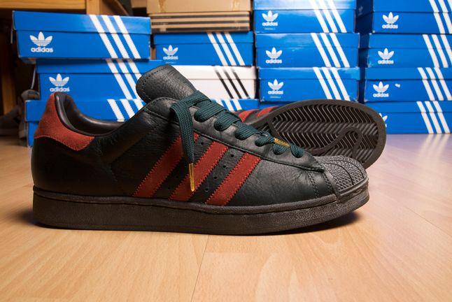Dean Morris Adidas Superstar 8 1