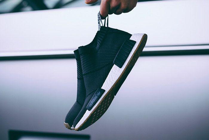 Adidas Nmd City Sock Black Gum 3 1