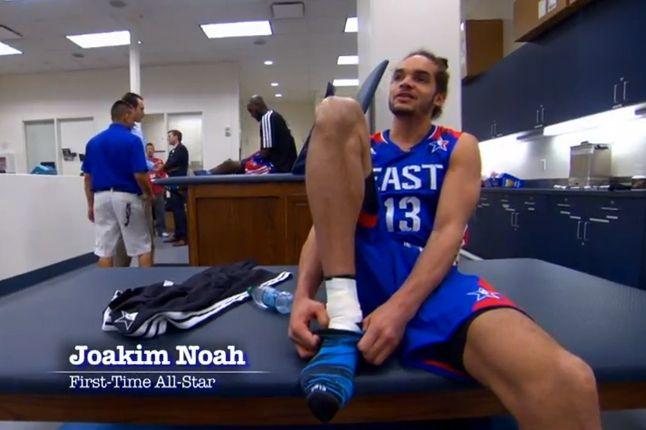 All Star Weekend Joakim Noah 1