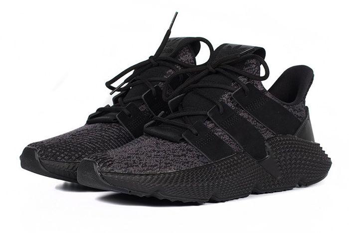 Adidas Prophere Triple Black Sneaker Freaker 1