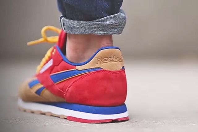 Snipes X Reebok Classic Leather Camp Out 1