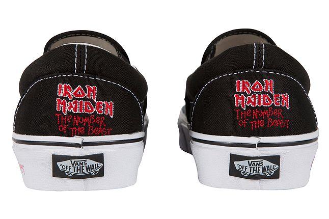 Vans Iron Maiden Notb 4 1