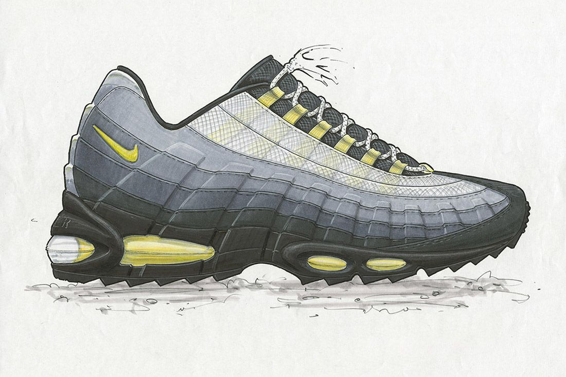 The All-Time Greatest Nike Air Max 95s