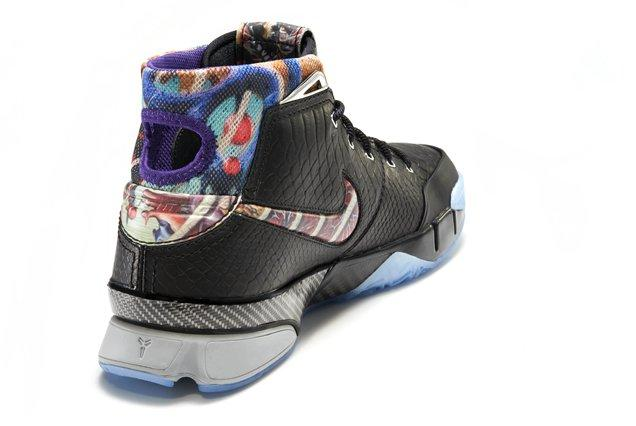 Nike Kobe 1 Prelude Heel 2