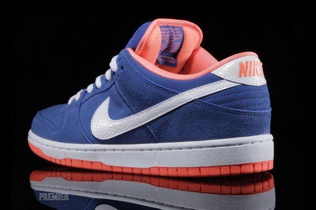Nike Sb Dunk Low Pro Bright Mango 2