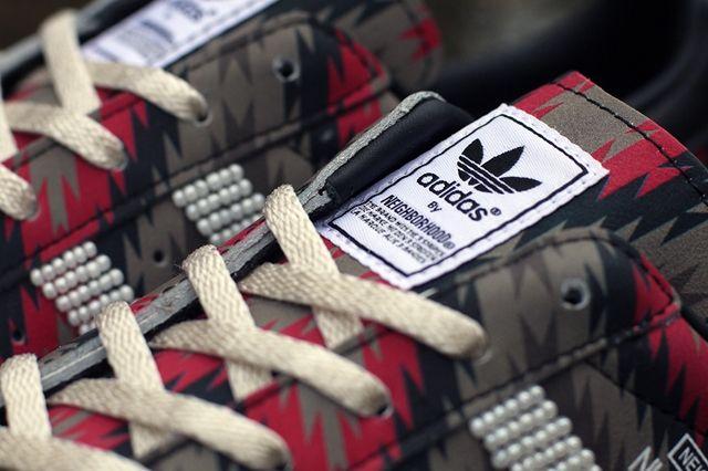 Neighborhood X Adidas Originals Superstar Bump 3