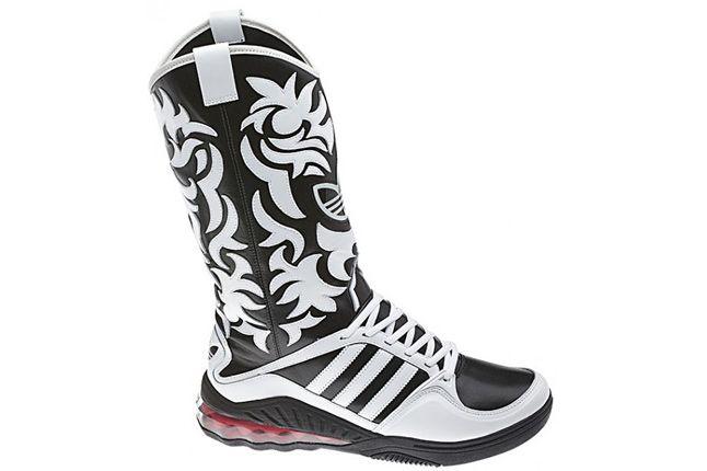 Adidas Originals Js Mega Softcell Cowboy Boots 04 1