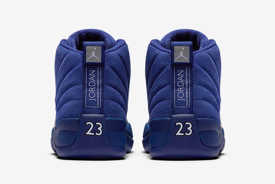 Air Jordan 12 Royal Blue 6
