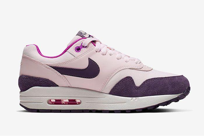 Nike Air Max 1 Grand Purple Right