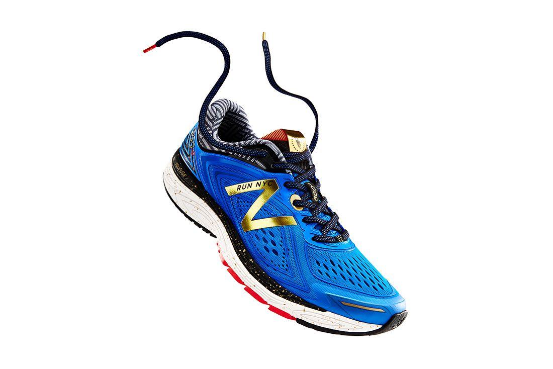 New Balance 860V8 Blue Nyc Marathon 2017 Hero