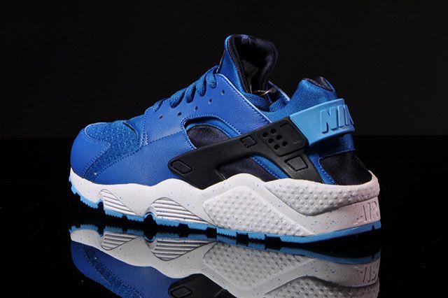 Nike Air Huarache Military Blue 5