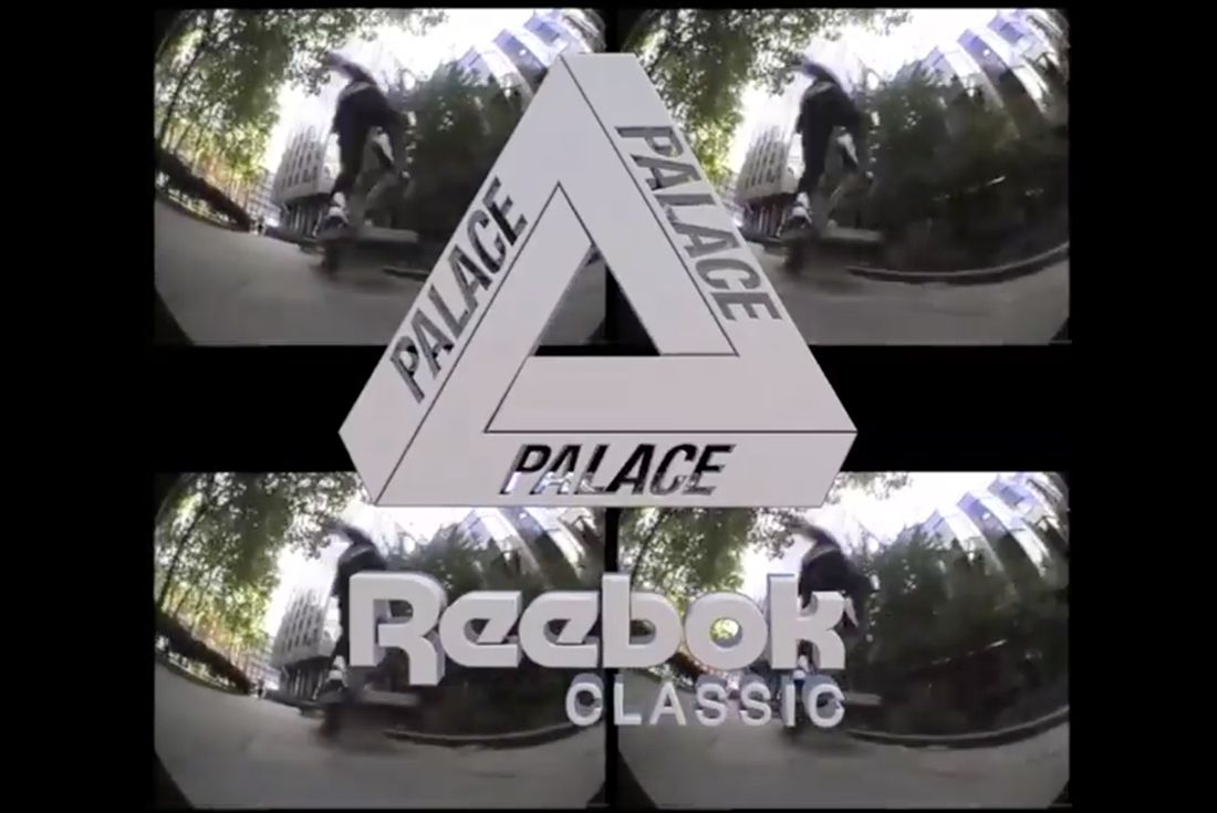Palace X Reebok Classics 1