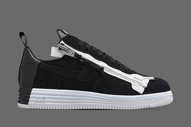 Acronym X Nike Lunar Force 1 Zip6