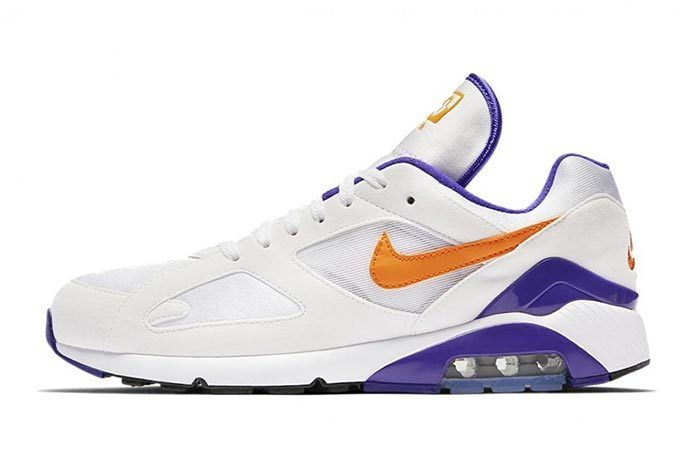 Fresh Prince Of Bel Air Nike Air Max 180 4