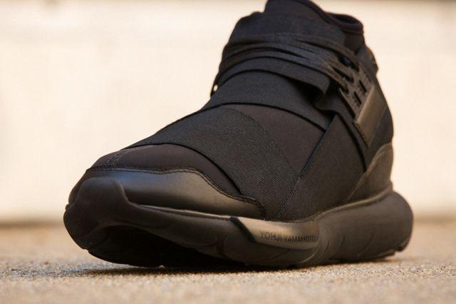 Adidas Y 3 Qasa High All Black 3