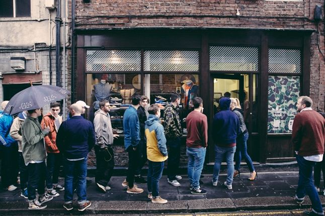 Adidas Bape Undftd Launch Recap 9 1